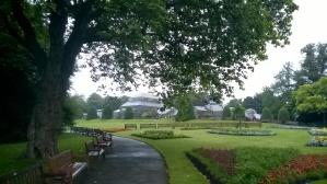 Giardini di Glasgow.